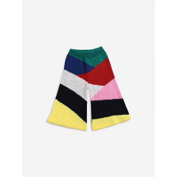 Bobo Choses Pantalone Multi Color Block